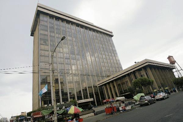 Autoridades de la cartera de Finanzas recibirán a los evaluadores internacionales. (Foto Prensa Libre: Hemeroteca PL).