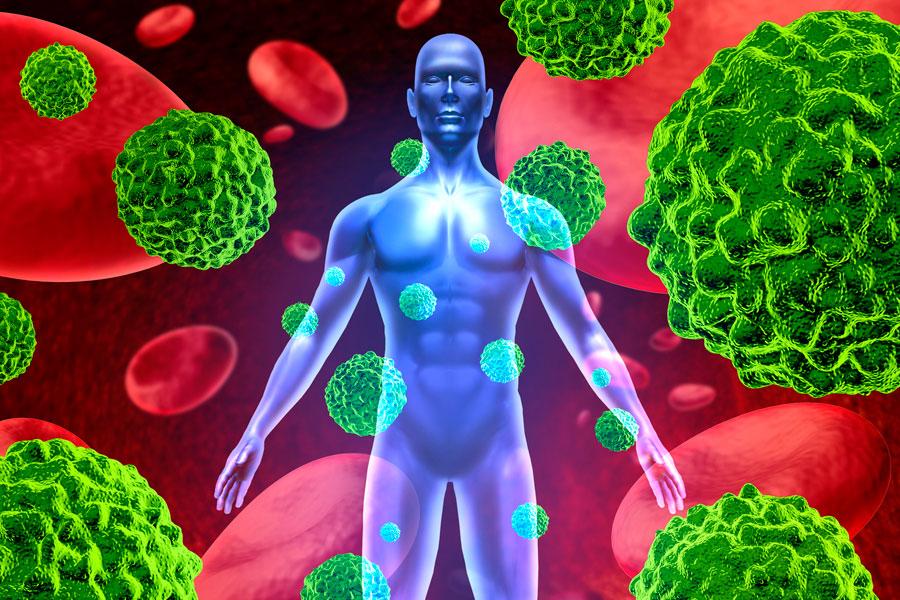 вирус ВИЧ и иммунитет человека