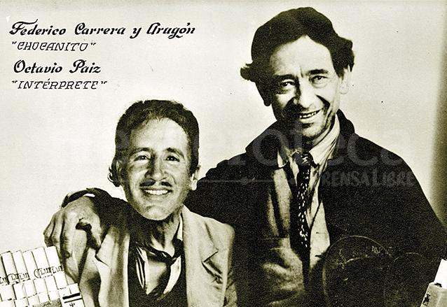 """Los famosos """"chocanitos"""", personajes de la Guatemala de antaño. (Foto: Hemeroteca PL)"""