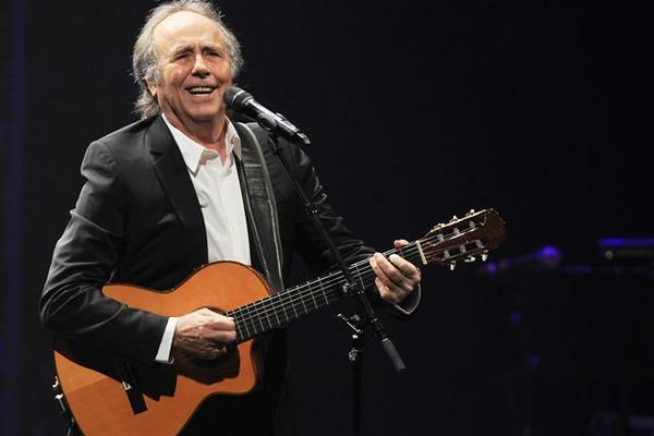 <p>El cantautor y poeta español Joan Manuel Serrat realiza gira por México. (Foto Prensa Libre: EFE)<br></p>