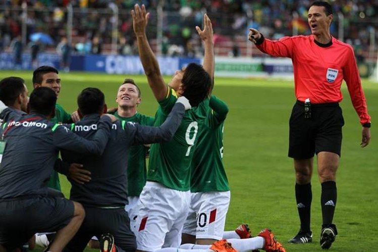Un juzgado boliviano envió a prisión a la principal autoridad deportiva de la provincia de Gran Chaco, donde se enfrentaron esta semana las selecciones de Bolivia y Nicaragua. (Foto Prensa Libre: Tomada de Internet)