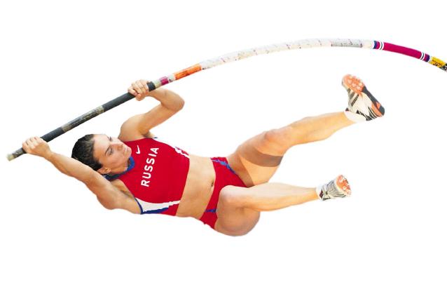 Yelena es posiblemente la mejor pertiguista de todos los tiempos: ha batido 28 récords mundiales. (Foto: AS Color)