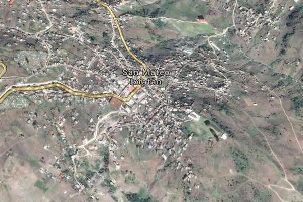 <p>Ubicación de San Mateo Ixtatán, Huehuetenango. (Foto Prensa Libre: Internet)<br></p>