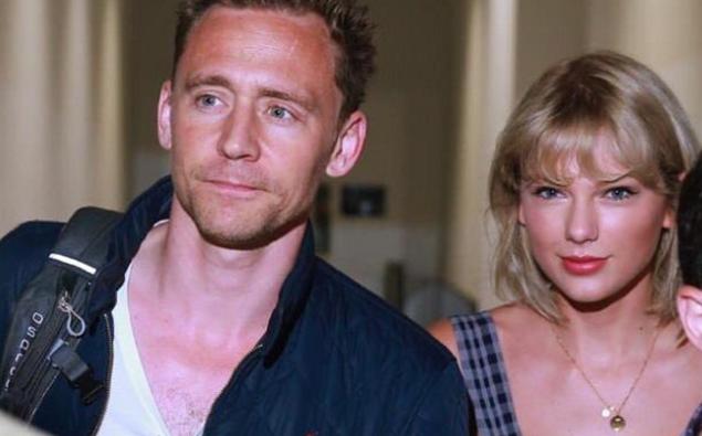Hiddleston y Swift son la pareja del momento. Hicieron pública su relación en junio pasado. (Foto Prensa Libre: zmonline.com).