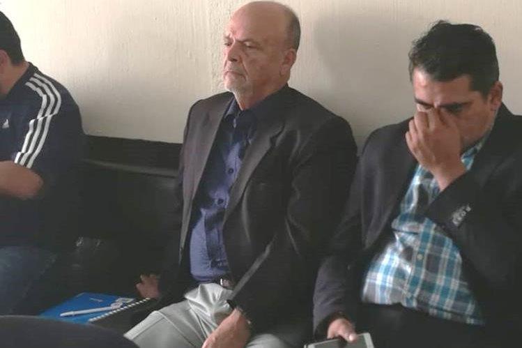 Raúl Velásquez fue minsitro de de gobernación durante el gobierno del presidente Álvaro Colom. (Foto Prensa Libre: Javier Lainfiesta)