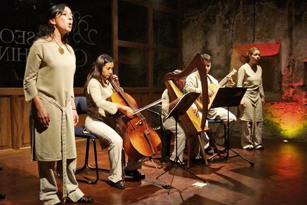 El ensamble Capilla del Valle de la Asunción rendirá un homenaje al compositor Juan Matías, que murió hace 350 años.