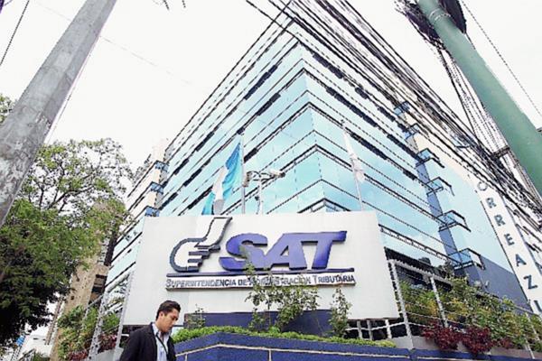 Las acciones anticorrupción en la SAT son urgentes señala el comunicado del Icefi. (Foto Prensa Libre: Hemeroteca PL)