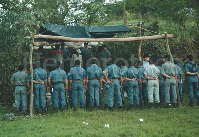 Los últimos fusilados en Guatemala fueron Roberto Girón y Pedro Castillo en 1996. (Foto: Hemeroteca PL)