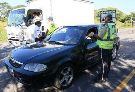 la pmt  hace cobro por   vehículos que ingresan al poblado y por  los que solo van de paso.