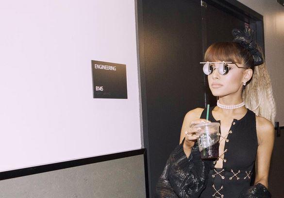 Ariana Grande es una de las estrellas más buscadas en la escena musical. (Foto Prensa Libre: Ariana Grande, Instagram)