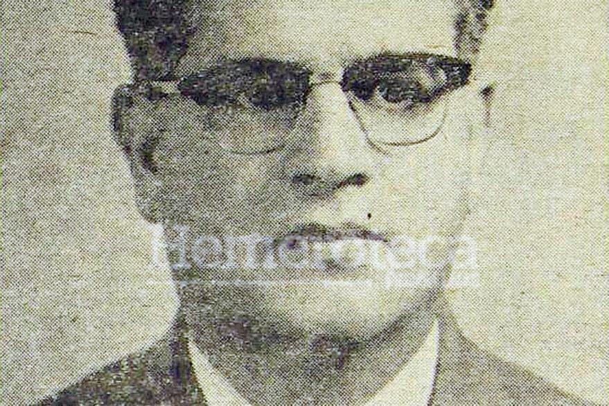 Mario Méndez Montenegro, primer alcalde electo de la capital, en 1946. Foto: Hemeroteca PL