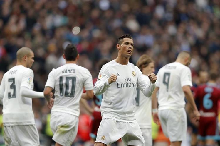 El Real Madrid se enfrenta al Valencia en el juego de la fecha 18 de la Liga Española. (Foto Prensa Libre: Hemeroteca)