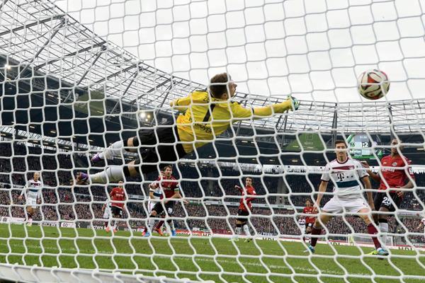 El Bayern tiene una ventaja casi inalcanzable sobre sus perseguidores. (Foto Prensa Libre:AFP)