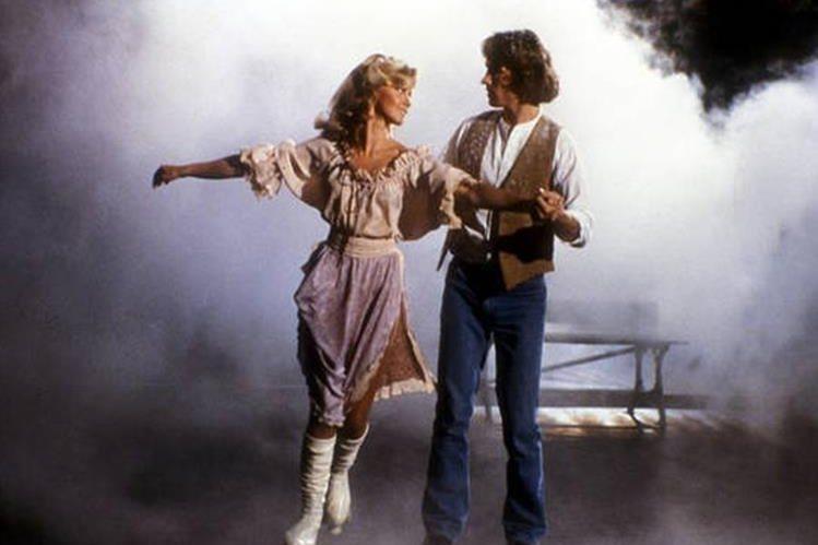 """Se cumplen 35 años del estreno de la cinta """"Xanadú"""". (Foto: Internet)"""