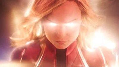Capitana Marvel, interpretada por Brie Larson, es uno de los seres más poderosos del universo Marvel. (Foto Prensa Libre: YouTube)