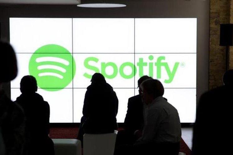 Spotify prepara lanzamiento de contenidos de video. (Foto Prensa Libre: Hemeroteca PL)