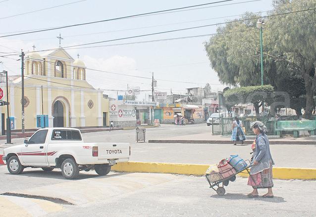 El municipio de la Esperanza fue fundado en 1910. (Foto: elQuetzalteco)