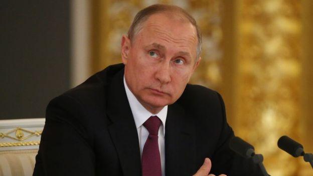 El gobierno ruso no se ha pronunciado al respecto. (GETTY IMAGES)