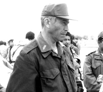 Kjell Laugerud García era presidente cuando ocurrió el terremo de febrero de 1976. (Foto Prensa Libre: internet)