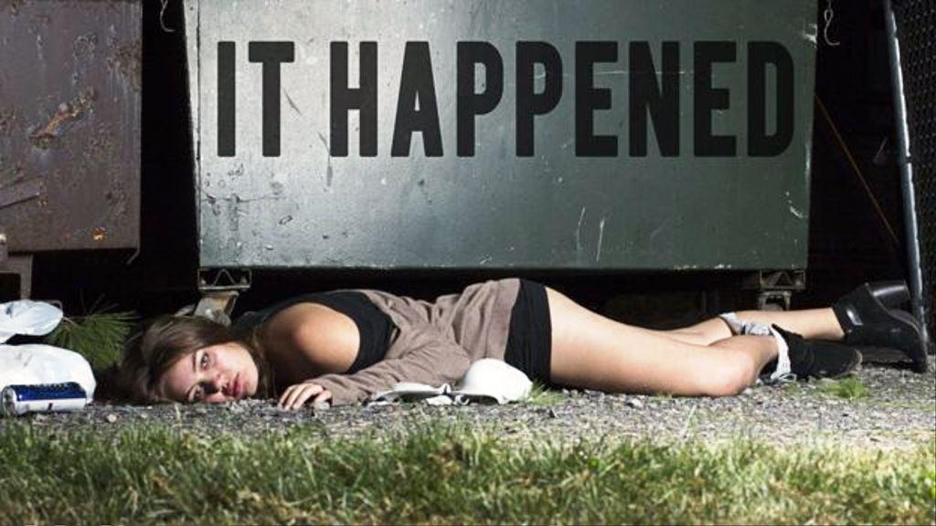Brock Turner, de 20 años, violó a una joven detrás de un basurero después de una fiesta. (YANA MAZURKEVICH)