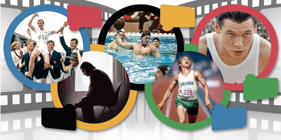El séptimo arte ha dado vida a relatos de la competencia olímpica y sus protagonistas. (Foto Arte Prensa Libre: Emilio Soto)