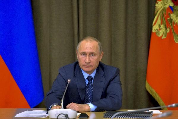 Vladimir Putin se reúne con funcionarios para atraer inversiones, en Yaroslavl, Rusia. (AFP).