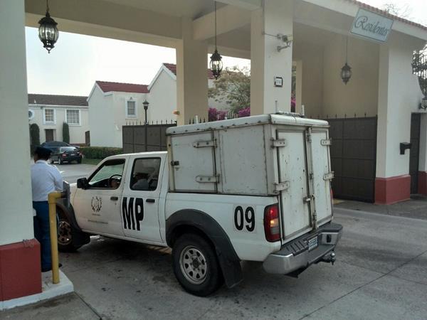 La Policía Nacional Civil y el Ministerio Público efectúan 19 allanamientos para desarticular una red del narcotráfico. (Foto Prensa Libre: E. Paredes)