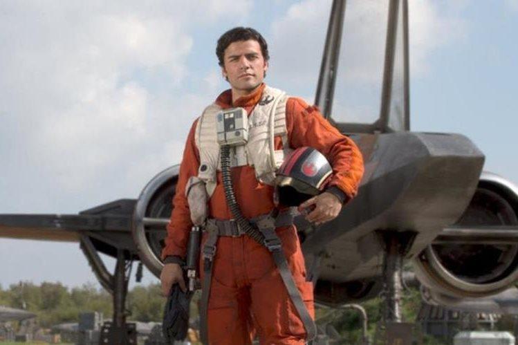 El actor guatemalteco Óscar Isaac participa en la nueva entrega de Star Wars, la película más esperada del año. (Foto Prensa Libre: Hemeroteca PL)