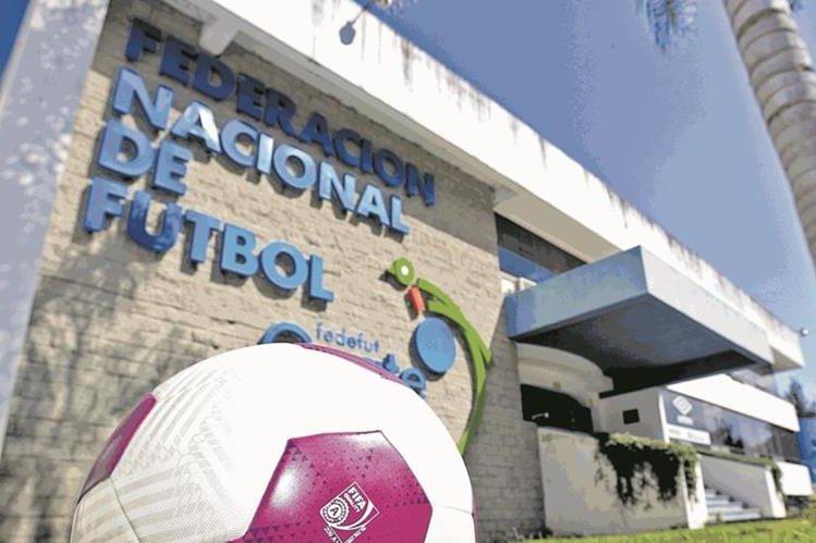 La fedefut cumplirá el próximo 28 de agosto un año de suspensión. (Foto Prensa Libre: Hemeroteca PL)