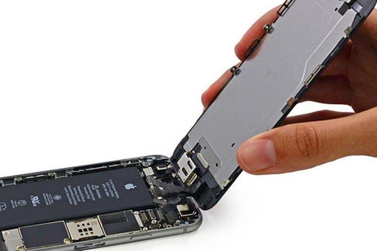 La nueva batería asegura que el usuario no tendrá que recargar su teléfono hasta por una semana. (Foto Prensa Libre: Tomada de http://www.telegraph.co.uk/).