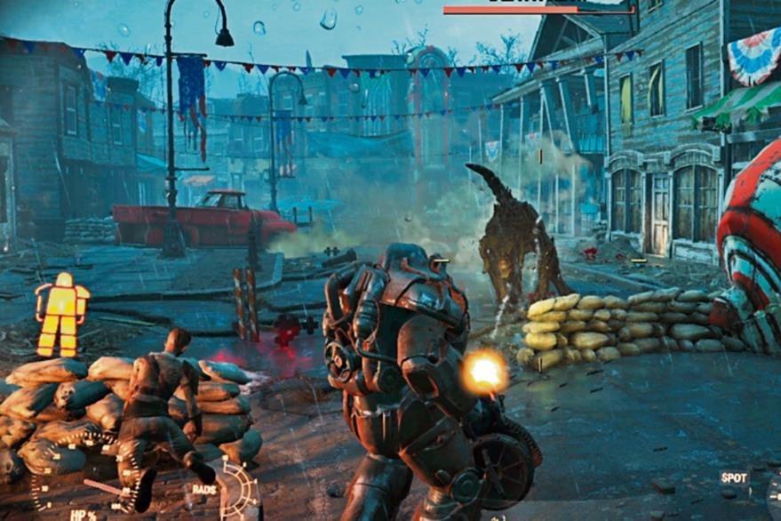 Más de 50 armas y distintas armaduras pueden utilizarse para luchar contra enemigos. (Foto Prensa Libre: Hemeroteca PL).