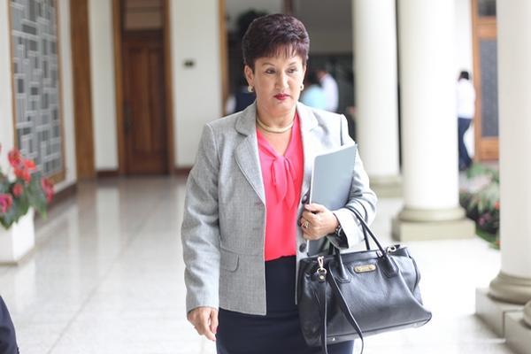 <p>Thelma Aldana es la nueva jefa del Ministerio Público. (Foto Prensa Libre: Archivo)</p>