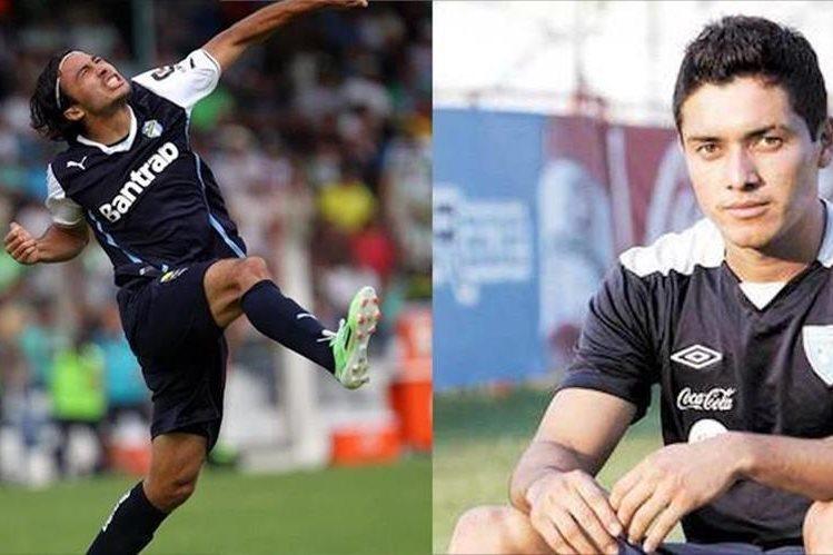 Antigua GFC confirma la incorporación de Agustín Herrera y Kendel Herrarte. (Foto Prensa Libre)