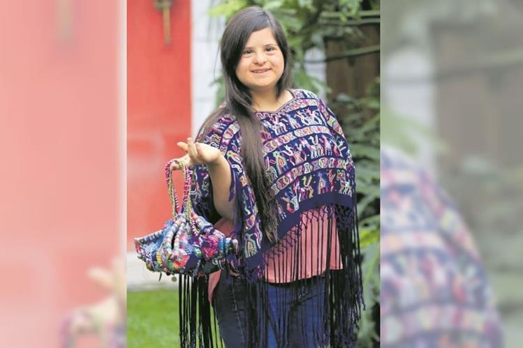 La diseñadora Isabella Springmuhl Tejada tiene su propia colección: Down To Xjabelle. (Foto Prensa Libre: downtoxjabelle.blogspot.com)