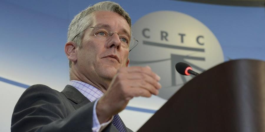 Jean Pierre Blais, presidente de la CRTC canadiense. (Foto Hemeroteca PL)