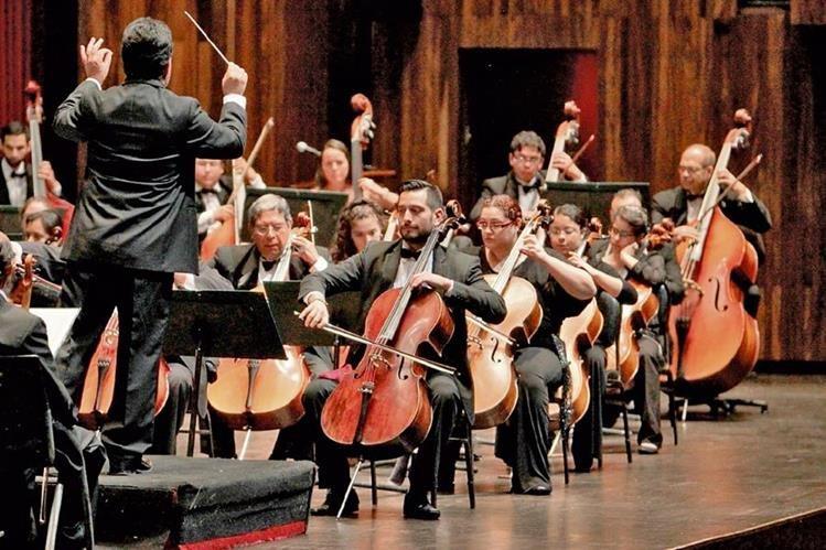 La Orquesta Sinfónica Nacional ofrecerá el concierto inaugural en la Catedral Metropolitana.