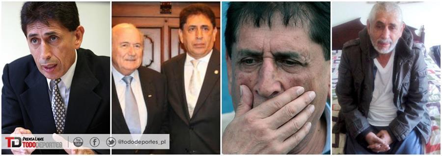 Brayan Jiménez pasó de ser odontólogo, Comisionado de Deportes, presidente de la Fedefut a señalado por la corrupción del caso Fifa. (Foto Prensa Libre: Hemeroteca PL)