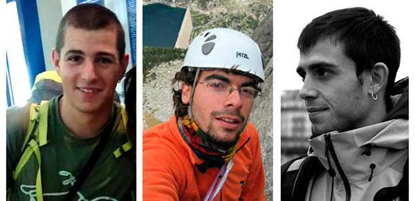 Los tres alpinistas murieron en una una avalancha en Kirguistán. (Foto Prensa Libre: @pulso_mx).