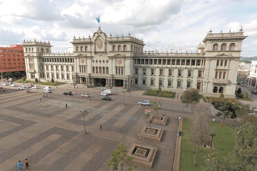 Palacio Nacional de la Cultura, una de las principales entidades del ejecutivo. (Foto Prensa Libre: Hemeroteca PL)