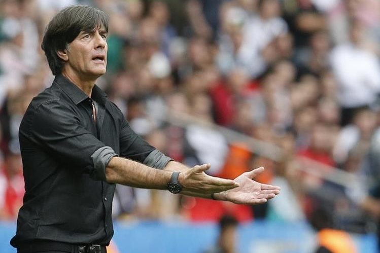 Low, técnico de Alemania, habló de la final de la Champions donde se enfrentarán Toni Kroos y Sami Khedira, dos de sus jugadores. (Foto Prensa Libre: [Hemeroteca)