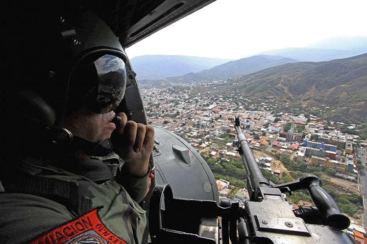 <em>Venezuela mantiene el control fronterizo con Colombia. (Foto Prensa Libre: AFP).</em>