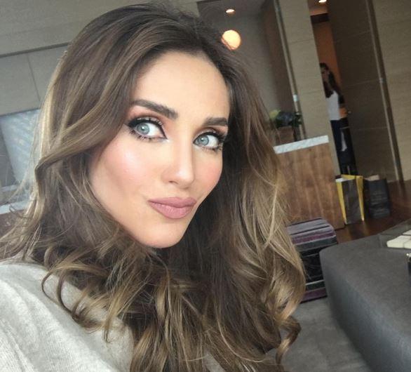 La cantante mexicana Anahí anunció su feliz embarazo. (Foto Prensa Libre: instagram Anahí)