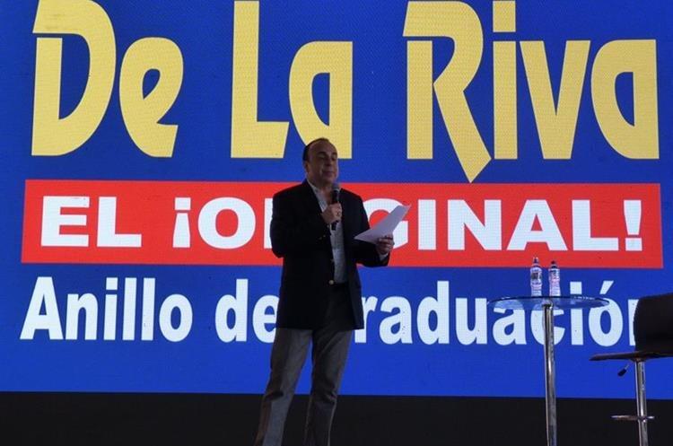 El Primer Congreso de la Juventud Sabes lo Grande que Eres, fue organizado por Industrias de La Riva. (Foto Prensa Libre: Cortesía)