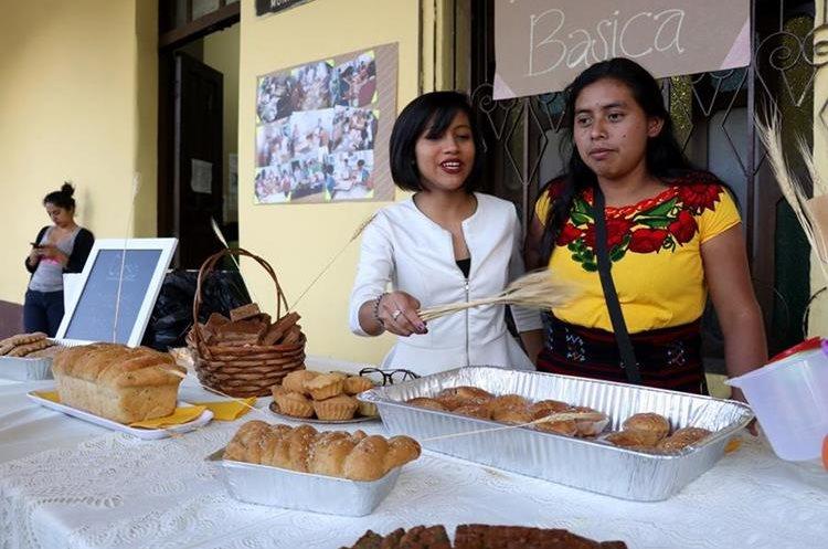 El objetivo de las mujeres emprendedoras de Huehuetenango es contribuir con el desarrollo de su familia. (Foto Prensa Libre: Mike Castillo)