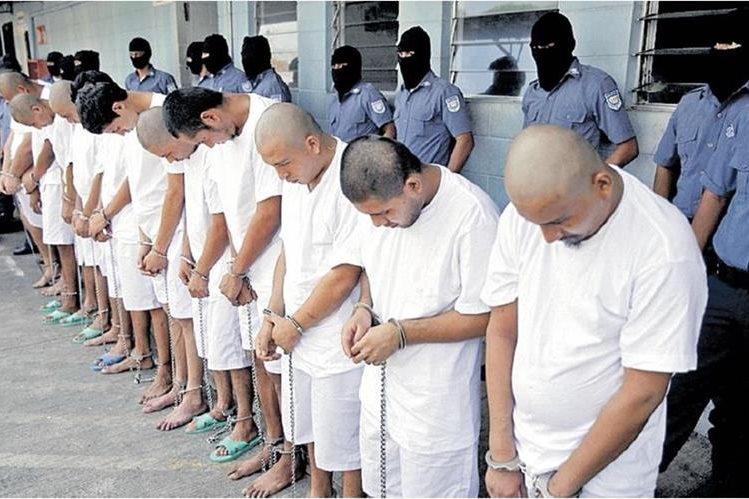 La nueva iniciativa busca endurecer las sanciones para las personas que se integren en pandillas. (Foto Prensa Libre: Hemeroteca PL)