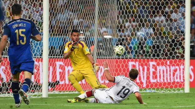 Muchos creen que ni el haber ganado el Mundial de Brasil 2014 hubiera podido evitar la crisis actual del futbol argentino (Getty Images)