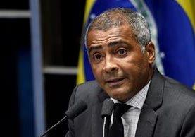 Romario fue un pilar en la selección brasileña de futbol. (Foto Prensa Libre: AFP)