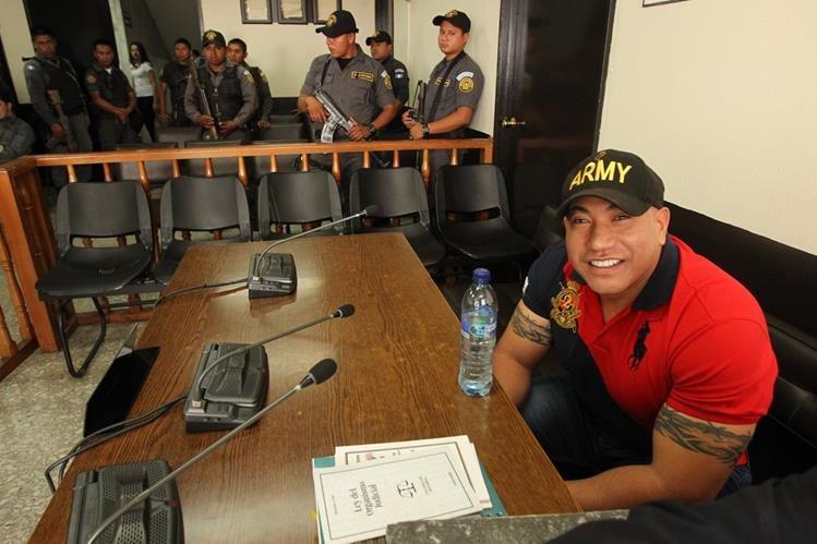El Ministerio Público señala a Orellana de trabajar con organizaciones de narcotraficantes entre ellos los Zetas. (Foto Prensa Libre: Hemeroteca PL)