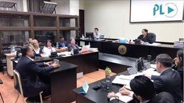 Vielmann y Velasco declaran en caso ejecuciones extrajudiciales