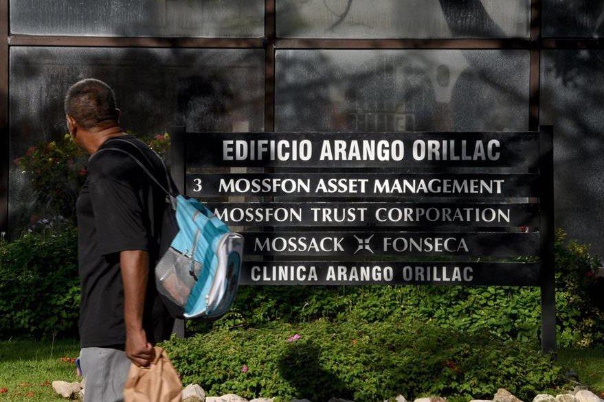 Oficina de abogados Mossack Fonseca, en Panamá, donde se inscribieron empresas para operar en paraísos fiscales. (Foto: Hemeroteca PL)